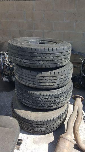 Tires for Chevy Silverado for Sale in Garden Grove, CA