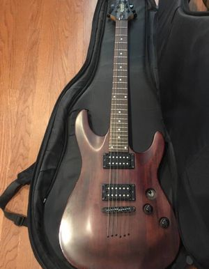 Schector Solid Wood Electric Guitar for Sale in Fullerton, CA