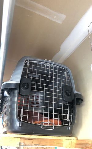 Cat or small dog carrier crate for Sale in Boise, ID