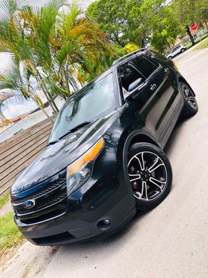 2013 Ford Explorer for Sale in Hollywood, FL