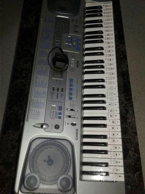 Casio ctk 591 for Sale in Lodi, CA