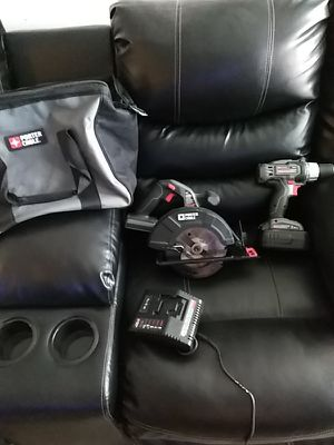 Porter cable cordless tools 18 volts for Sale in Boston, MA