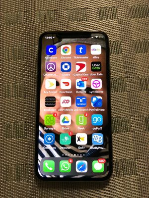 Iphone x 64gb unlocked for Sale in Sanford, FL