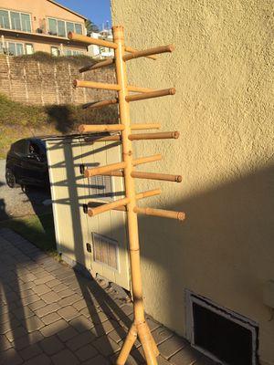 Bamboo coat rack... FREE for Sale in Oceanside, CA