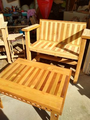 Patio furniture set for Sale in Loomis, CA
