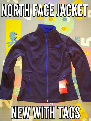 The North Face Women's Apex Bionic 2 Jacket - Galaxy Purple - L (New with tags) for Sale in Revere, MA