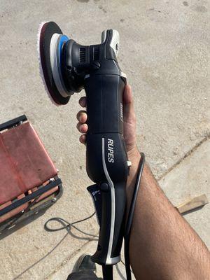 Rupes mark 3 15 random orbital polisher for Sale in Mableton, GA