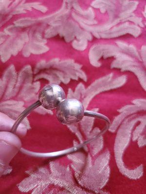 Magnetic Stirling silver bracelet for Sale in Coalville, UT