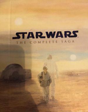 Starwars episodes 1-6 for Sale in Littleton, CO
