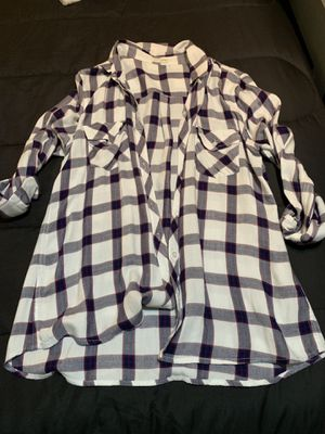 Flannel and cardigan for Sale in Riverview, FL
