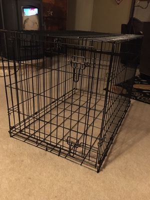 """Wire kennel - single door 36"""" very used but works great! for Sale in Boring, OR"""
