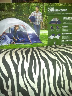 6 piece camping combo for Sale in Tulsa, OK