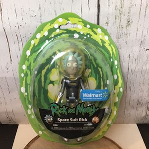 Rick And Morty Space Suit Rick Figure for Sale in Pompano Beach, FL