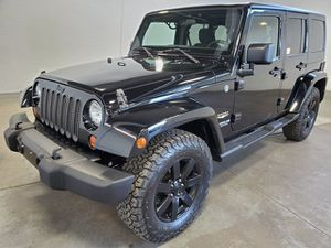 2012 Jeep Wrangler Unlimited for Sale in Kent, WA