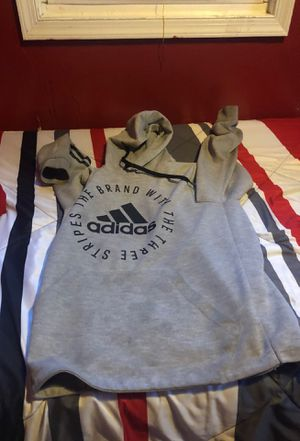 Adidas hoodie youth large for Sale in Glen Burnie, MD