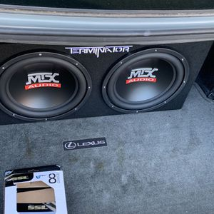 215$ Subs and Amplifier for Sale in Suffolk, VA