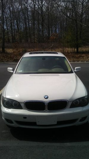 BMW 2008 750 LI for Sale in Boston, MA