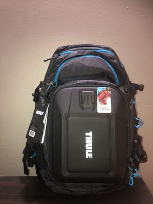 THULE Legend backpack with GoPro mounts for Sale in Tampa, FL