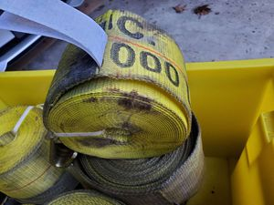 Winch strap for flat bed truck for Sale in Snohomish, WA