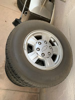 Chevy Colorado rims for Sale in Fresno, CA