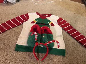 Ugly Xmas sweater for Sale for sale  Fountain Valley, CA
