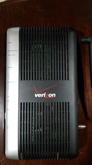 Verizon FiOS MI424WR Modem Router for Sale in North Attleborough, MA