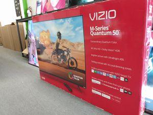 "50"" Vizio M series Quantum 4k UHD Smart HDR LED TV for Sale in San Diego, CA"