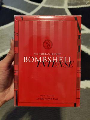 Victoria Secret Bombshell Intense Perfume 3.4oz for Sale in Colton, CA