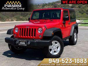 2014 Jeep Wrangler for Sale in San Juan Capistrano, CA