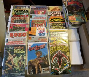 45+ Silver Age Action Adventure Comic Books 1960s Poor - Fine for Sale in Cuyahoga Falls, OH
