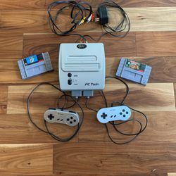 FC Twin + Super Nintendo Games for Sale in Portland,  OR