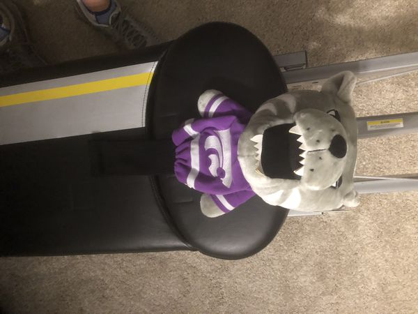 """K-State """"Willie the Wildcat"""" golf club head cover"""