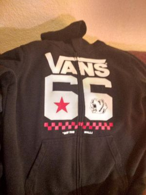 Van's Hoodie/ Kid's Small/ NWOT for Sale in Junction City, OR