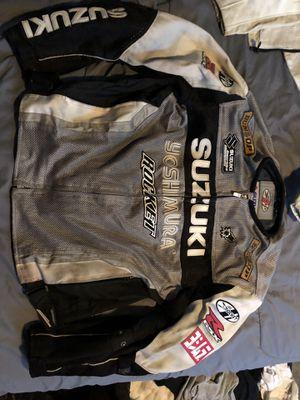 Suzuki motorcycle jacket for Sale in North Las Vegas, NV