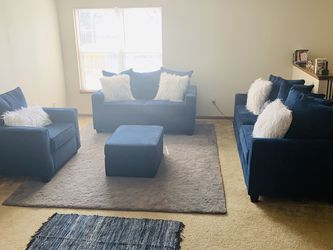 Indigo Blue Furniture Set for Sale in Hilliard,  OH