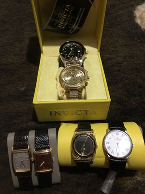 6 nice watches for Sale in Livermore, CA