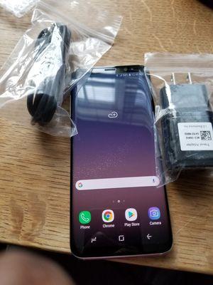 Samsung Galaxy s8, unlocked, 64gb for Sale in Alexandria, VA