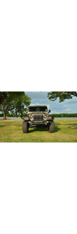 🔑🔑🚙SellingFaster2005 Jeep Wrangler TJ Unlimited (LJ)MustSell🚙🔑🔑 for Sale in San Antonio, TX