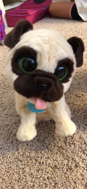 FurReal Friends Pug Battery Operated for Sale in Menifee, CA