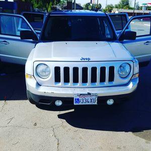 Jeep Patriot for Sale in Stockton, CA