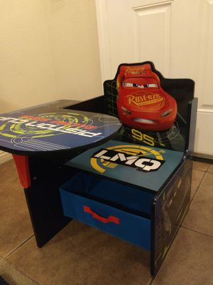 Cars chair desk for Sale in Henderson, NV
