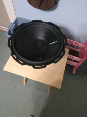 Rockford Fosgate P2 15 with Grill for Sale in PA, US