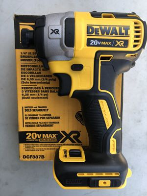 New impact drill xr 3 speed for Sale in Lakewood, WA