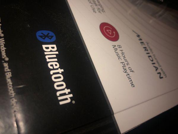 LG Tone style bluetooth headset
