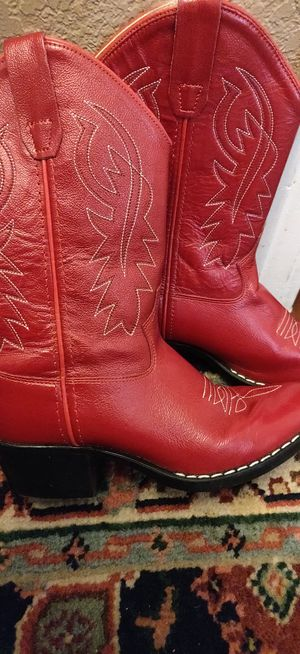 Girl's size 4.5 boots for Sale in Thornton, CO