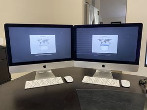 Apple iMac (21.5 inch Late 2015) for Sale in Bonita Springs, FL