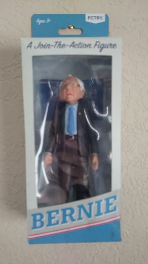 Bernie action figure for Sale in Denver, CO