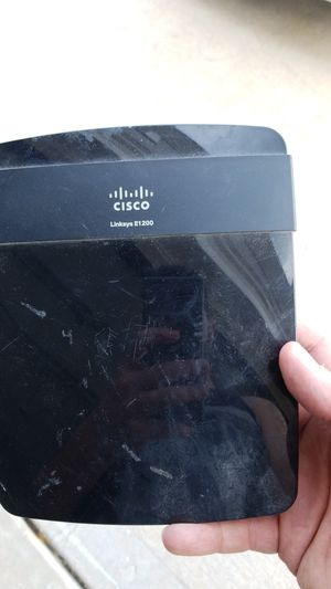 Cisco wireless router for Sale in Kansas City, MO