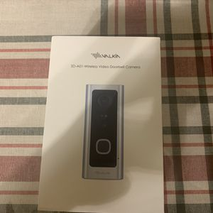 Wirelles Video Doorbell Camera for Sale in Indianapolis, IN