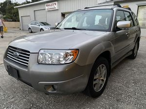 2006 Subaru Forester for Sale in Tampa, FL